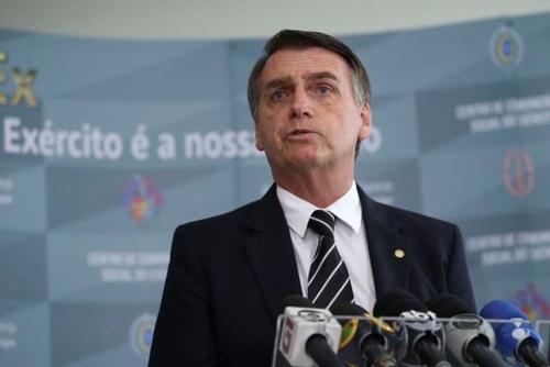 브라질 보우소나루, 다보스 포럼 참석 확인…세일즈 외교 첫선
