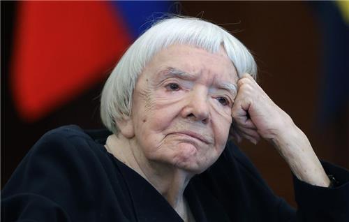 러시아 인권운동계 '대모' 알렉세예바 91세로 별세