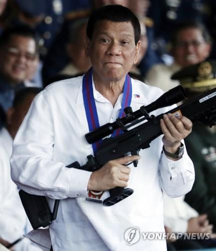 마약범 '초법적 처형' 필리핀, ICC 탈퇴 의사 재확인