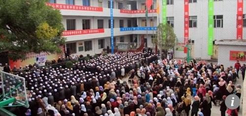 中, '종교의 중국화' 강요…간쑤성 아랍어학교 폐교 위기