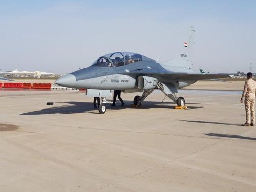 이라크공군, T-50 훈련기 3차분 6대 인수