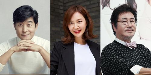 김상중·채시라·유동근, 드라마 '더 뱅커'로 뭉친다
