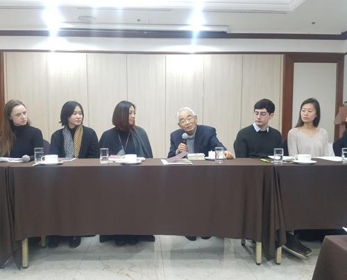 '고향' 번역한 오무라 마스오, 한국문학번역상 수상