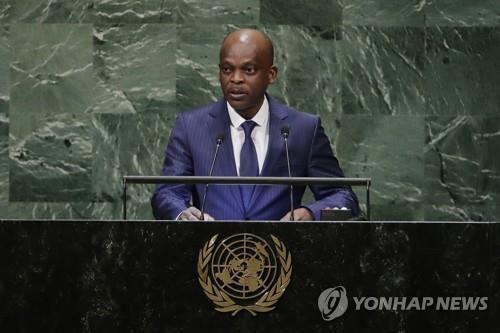 서아프리카 토고서 반정부 시위…보안군 발포로 1명 사망