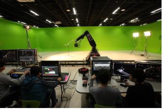 부산 로봇기술 활용한 차세대 영상시스템 구축
