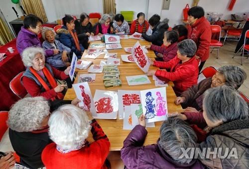 中 베이징도 고령화 가속…10명 중 1명이 65세 이상