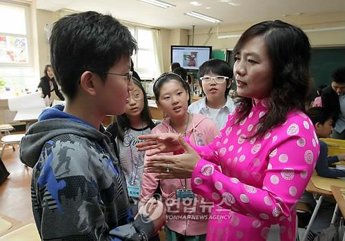 서울시 다문화언어강사들, 처우개선 및 신분보장 요구