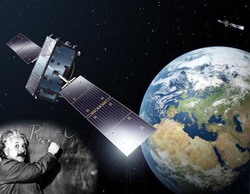 위성 궤도 '오류'로 입증된 아인슈타인의 일반 상대성 이론