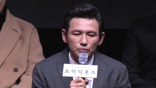 """[통통TV] '오이디푸스' 황정민 """"왜 배우를 하나 생각게한 작품"""""""