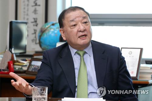 """강창일 """"한일의원들, 文·아베에 제의할 새 파트너십 선언 논의"""""""