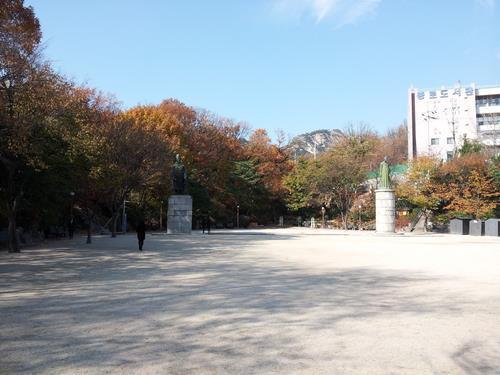 광주 사직공원, 음악·빛 어우러진 문화공간 재탄생