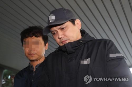 음주운전 교통사망사고 낸 황민 징역 4년 6월(종합)
