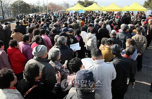 '어르신 경험이 동력'…춘천시 노인 일자리 규모 '쑥쑥'