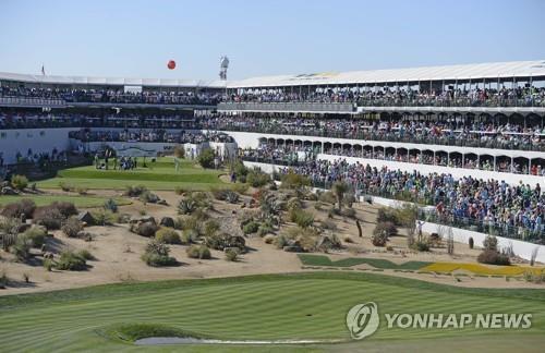 PGA투어 최고 대회는 '금기 깬' 피닉스오픈