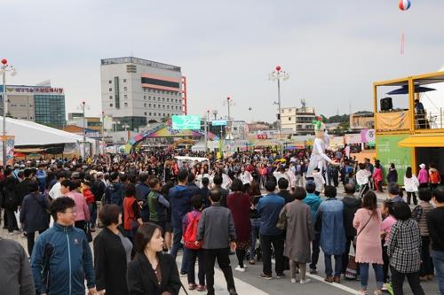 올해 금산인삼축제 지역경제 파급효과 ..