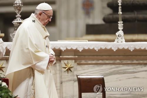 프란치스코 교황, 프랑스·브라질 총격 사건 규탄·애도