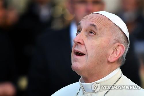 프란치스코 교황, 내년에 불가리아·마케도니아도 방문