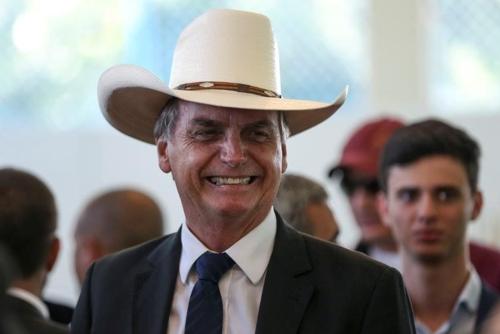 브라질 보우소나루, 취임 앞두고 우호적 여론평가 잇달아