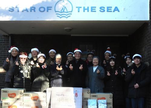 [인천소식] 인하대·한진그룹, 해성보육원에 '온정의 손길'