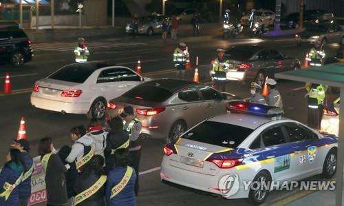 """AXA손보 """"운전자 6명중 1명 '최근 1년내 음주운전'"""""""