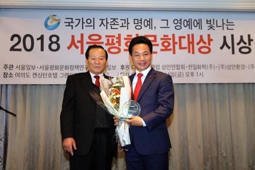 전동평 영암군수 행정리더십 평가 전국..