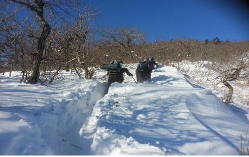 """겨울 산행 사고 대부분은 골절·상처…""""안전 장비 필수"""""""