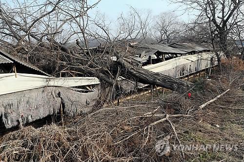 전북도, 새만금 수질·환경 개선 위해 폐축사 23곳 매입·철거