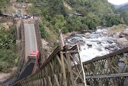 미얀마 다리붕괴 사고로 드러난 중국의 희토류 '야심'