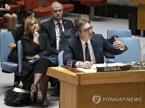 세르비아·코소보, 코소보 정규군 창설 놓고 유엔서 날선 '공방'