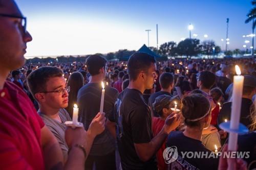 """美학교 총기사고 대책…""""교직원 무장, 베테랑 고용"""" 권고"""