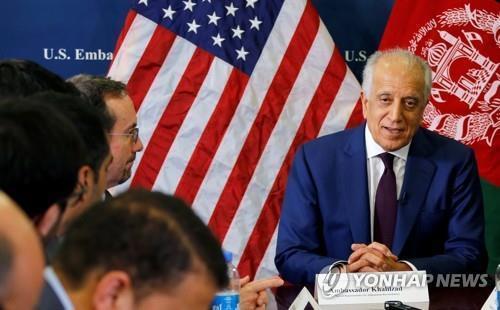 """""""미국·탈레반, 아프간 내전 6개월 휴전 논의""""…UAE서 회담"""