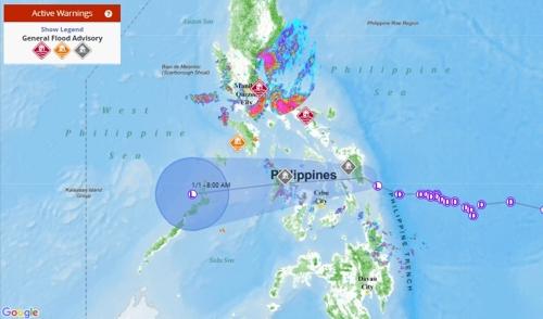 연말 열대폭풍 덮친 필리핀, 산사태·홍수로 50명 넘게 사망(종합)