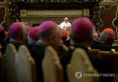 교황 향우 바티칸 고위직 주교도 성추문 도마 위로