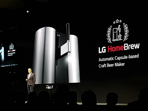 LG전자, CES서 씽큐·5G 마케팅 주력…전세계 관람객 북적(종합)