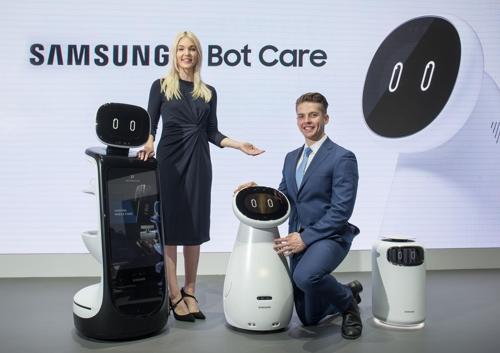 삼성 AI 프로젝트…웨어러블·케어로봇 CES서 첫 공개