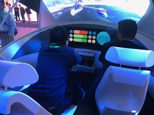 완전자율주행 운전대서 손떼면 뭘 할까…현대차의 4가지 제안