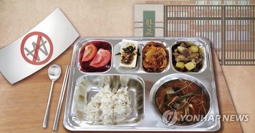 """'친환경 무상급식' 정선군 """"중·고교생 체육복도 지원"""""""