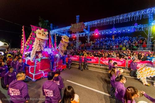 마카오관광청, 돼지해 축하하는 퍼레이드 개최한다