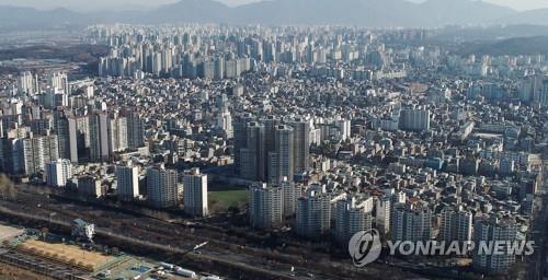 규제지속·입주물량 증가…1월 주택사업 체감경기 '꽁꽁'