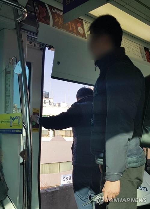"""김해서 경전철 63분간 멈춘 것 확인…""""초동조치 미흡"""""""