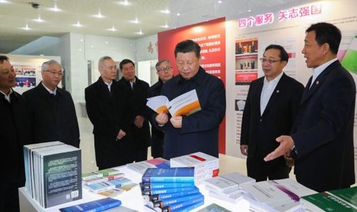 시진핑, 새해 벽두부터 현지 시찰…'민생 챙기기' 가속