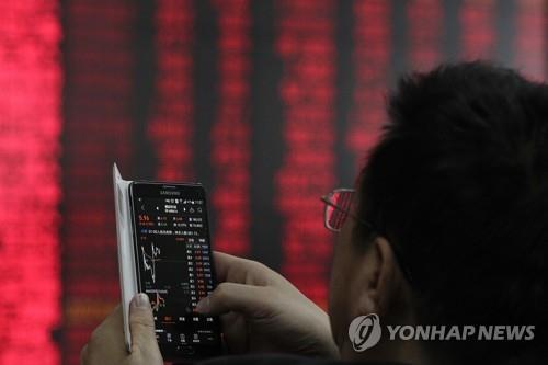 中증시, 美관세 완화 기대감 속 상승 개장