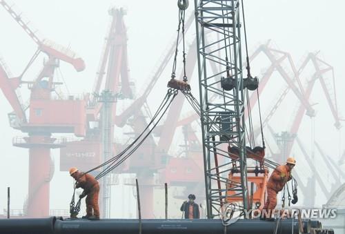 중국, 2017년 경제성장률 6.9→6.8%로 수정 발표