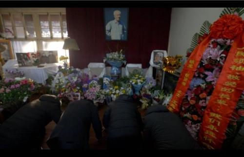 '비운의 지도자' 자오쯔양 14주기…中공안 감시속 자택서 추모