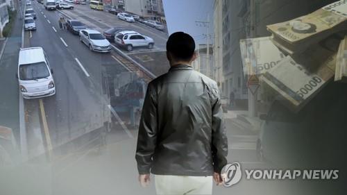 '도로 위의 무법자'…면허 없이 질주하는 운전자들