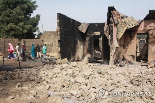 대선 앞둔 나이지리아, 보코하람 기승…3주간 군 100여명 피살