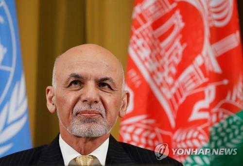 가니 아프간 대통령, 연임 도전…압둘라 최고행정관과 '재격돌'