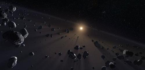 """""""제9행성 아닌 작은 천체 집단중력이 다른 궤도 만들어"""""""