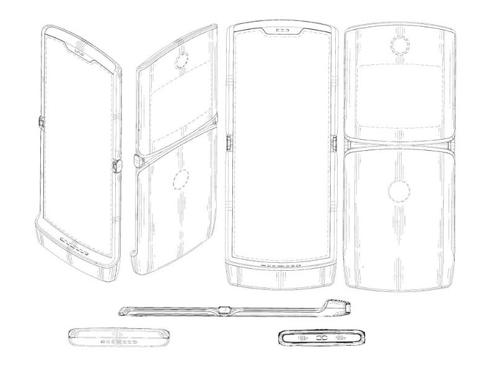 베일 벗는 모토로라 폴더블폰…펼치면 2배 되는 디스플레이