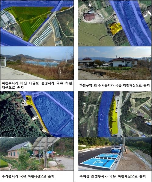 강원도, 축구장 1천260개 면적 하천구역 해제 추진